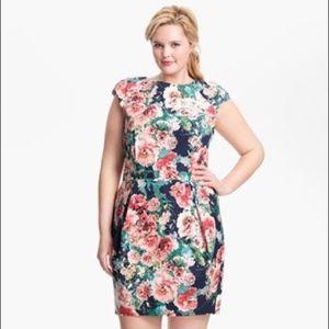 Allen Schwartz Floral Dress